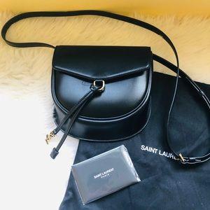 New authentic Saint Laurent Datcha crossbody bag